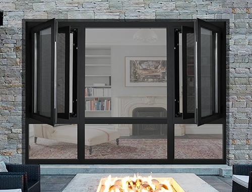 铝合金窗户定制